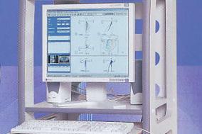 シロナソアナライザー(顎運動測定器)
